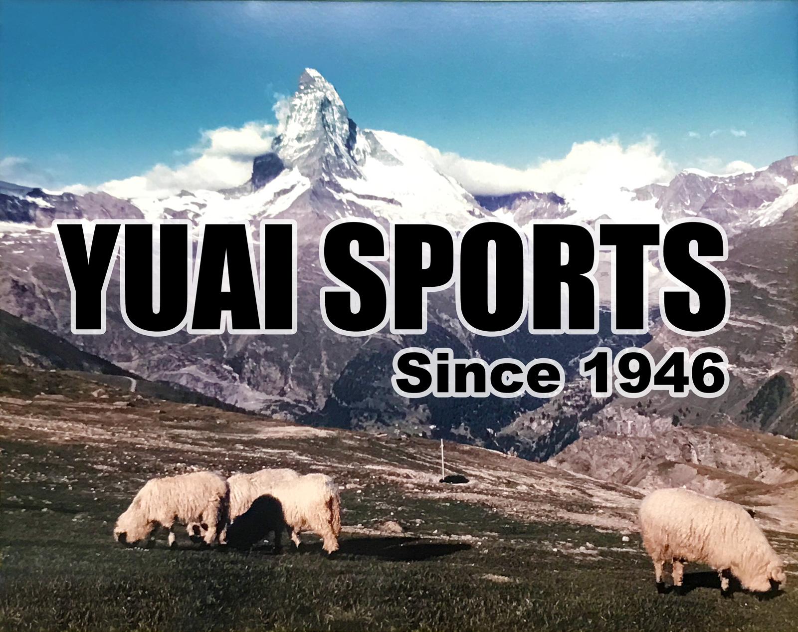 YUAI SPORTS Since 1946